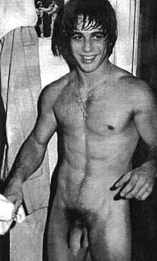 Tony Danza Naked